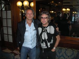 Beppe Riva & Keith Emerson