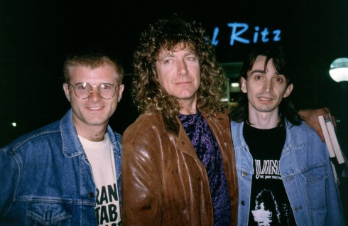 Frank Robert e Tim 1990