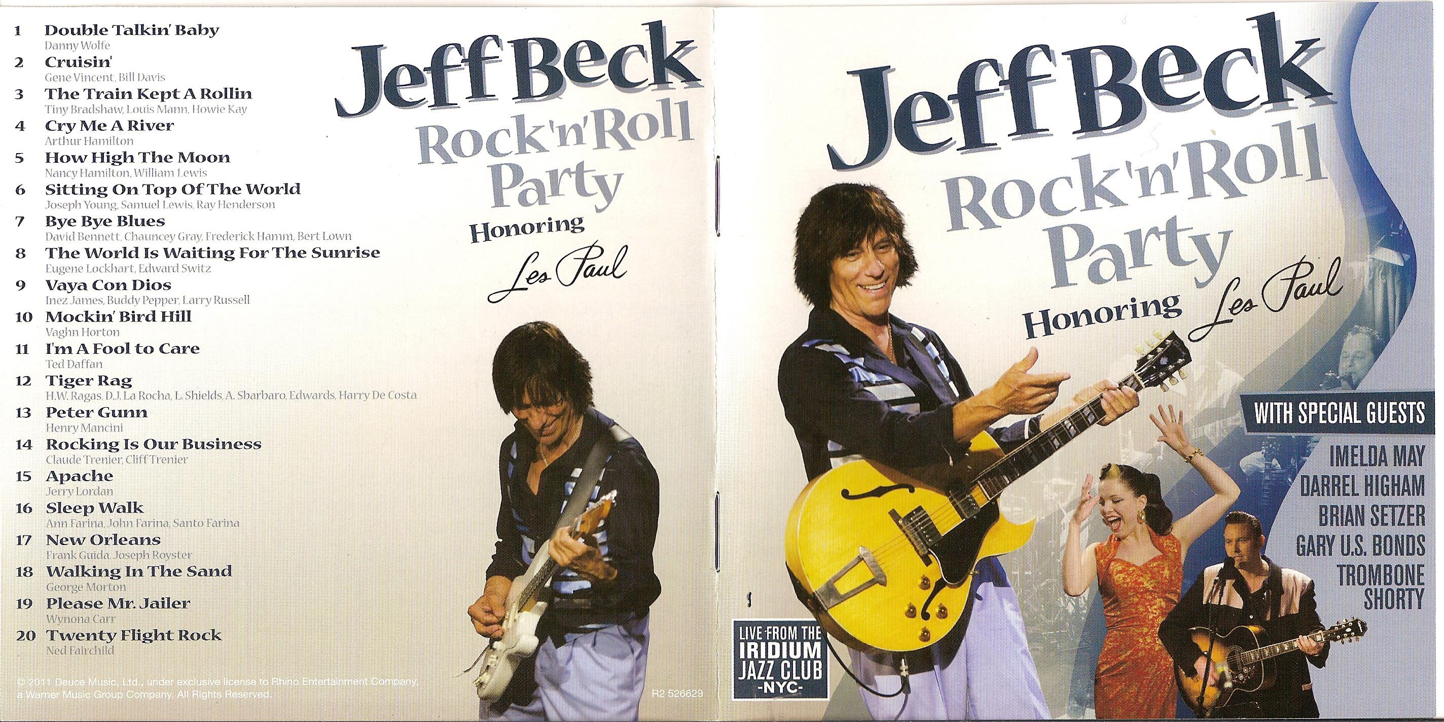 Jeff Beck - Rock 'n' Roll Party: Honouring Les Paul