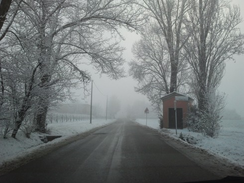 Stiolo crossing, dicembre 2012 - foto di TT