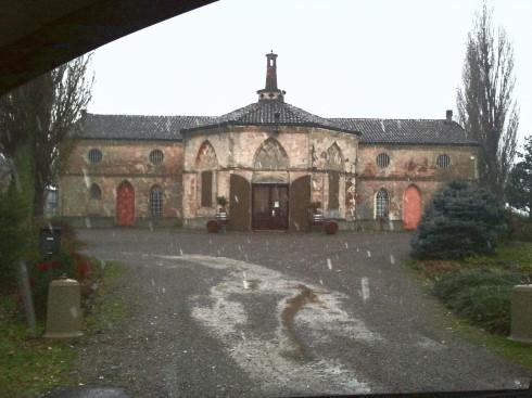 Neve a San Donnino - foto di TT