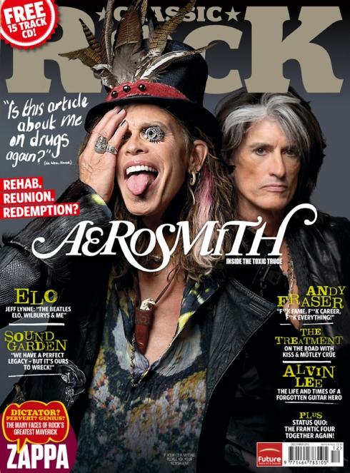 Classic Rock 178 - dicembre 2012