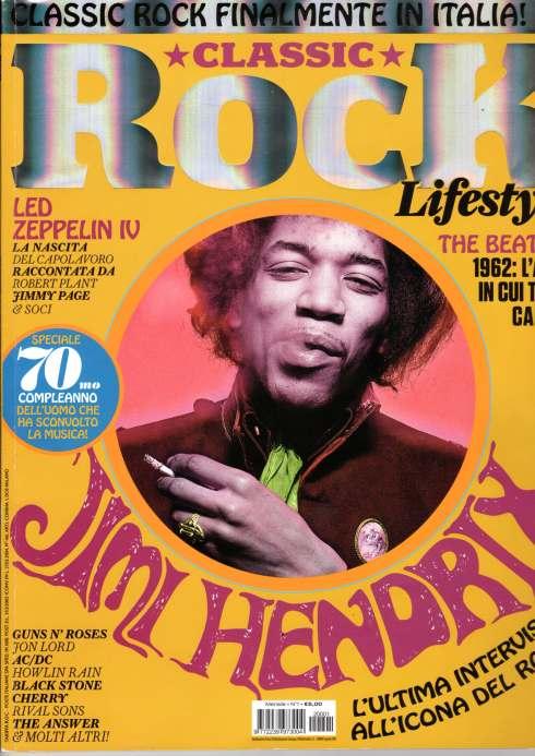 Classic Rock magazine Italia n1   015