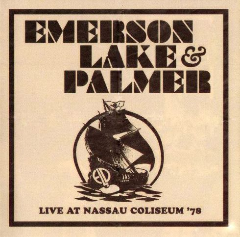 Elp live at nassau coliseum  1978