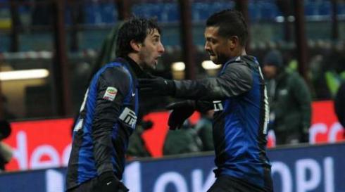 Inter-Napoli 2 a 1