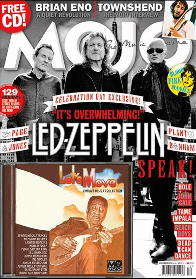 Mojo Led Zeppelin Cover 2012