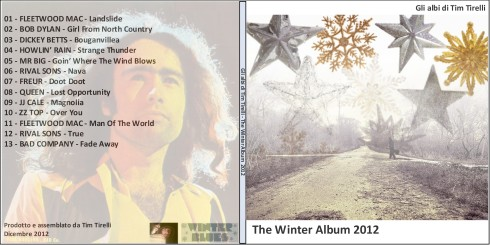 Tim The Winter Album 2011