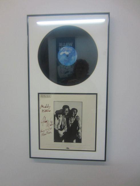 Chess - disco Muddy Waters e Johnny Winter - foto di Paolo Barone