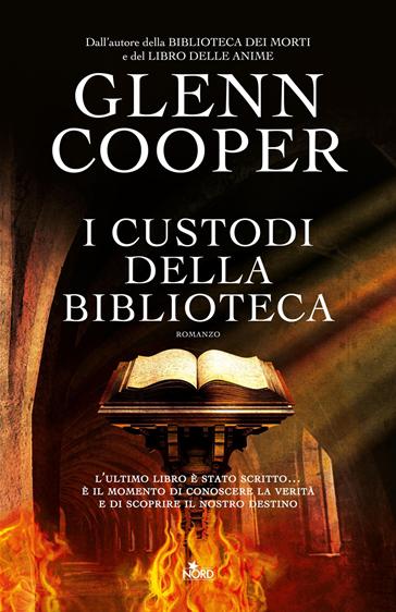 Glenn Cooper I Custodi Della Biblioteca