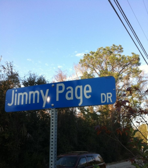 Jimmy Page Drive - Yulee, Nassau County, Florida, Usa