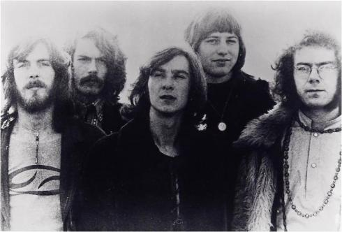 King Crimson con Greg Lake
