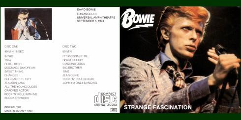 Bowie L.A. 1974