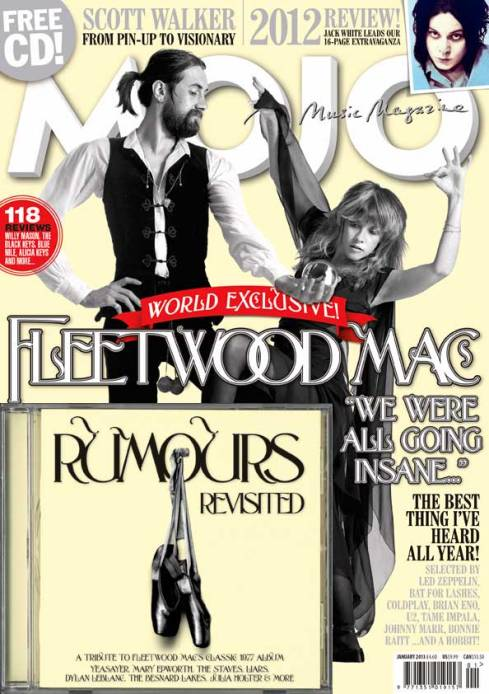 MOJO 230 Flettwood Mac Cover