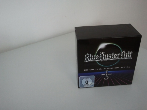 "BLUE OYSTER CULT ""The Columbia Albums Collection"""