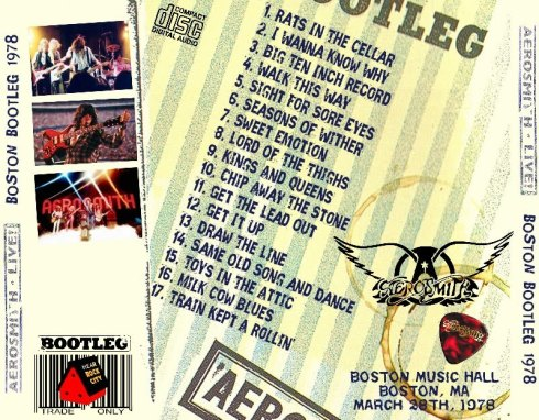 Aerosmith-BostonBootleg78-Back