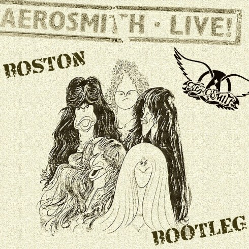 Aerosmith-BostonBootleg78-Front