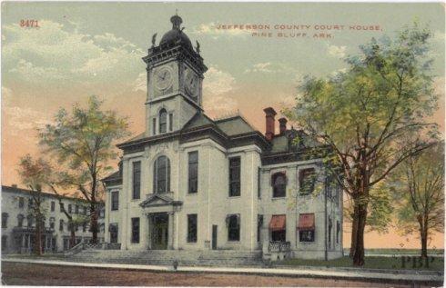 Jefferson County (Arkansas) nel 1921