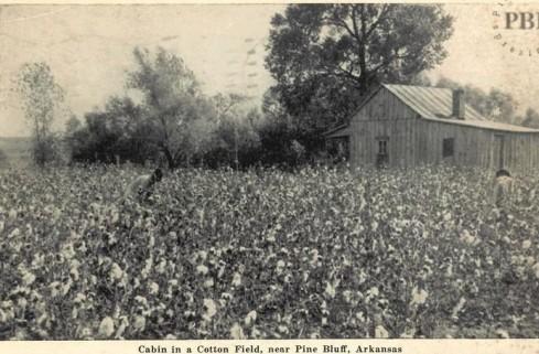 BLUES PINE BLUFF 1945