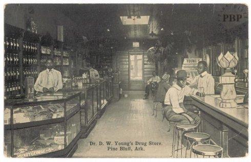 Pine Bluff Drugstore