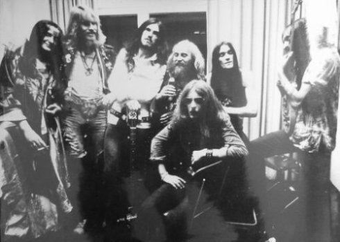 Hawkwind 1972