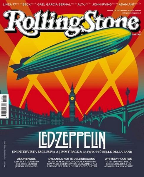 Rolling Stone 112 feb 2013