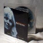 space saving jewwl case cd sleeve