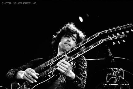 Jimmy Page LA 31-05-1973