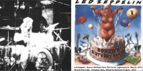 Led Zep LA Forum 31 may 2013 (multicam project 2013 version)