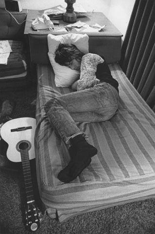 Sleepy Jeff Beck