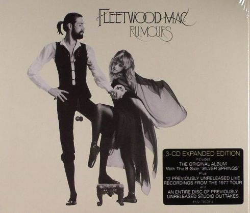 FLEETWOOD MAC Rumors 2013 expanded edition FRONT