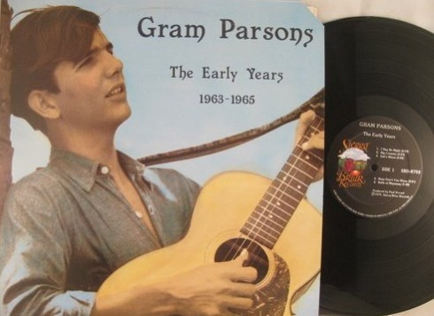 G. Parson the early years