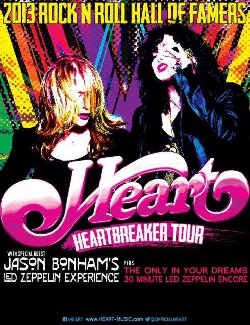 Heart & jason Bonham