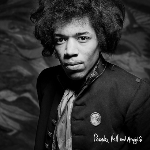 Jimi Hendrix - People, Hell & Angels - Front