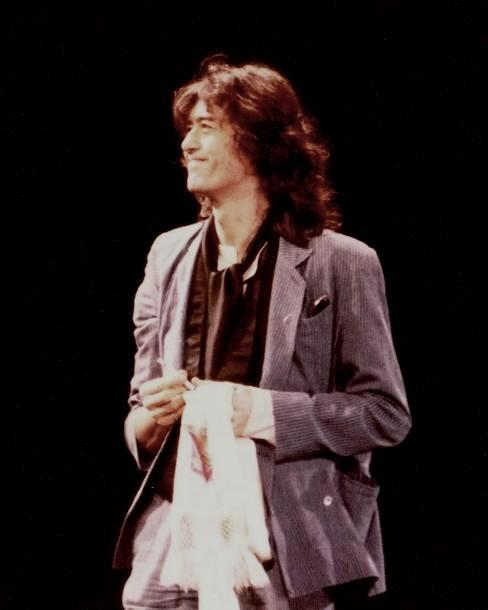 Jimmy Page 1983
