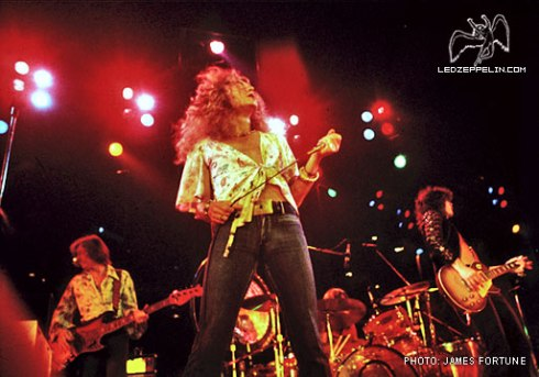 LED ZEPPELIN  LA Forum 31-05-1973