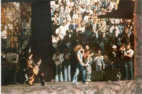 LZ Oakland 23-07-1977