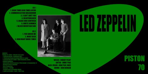 Led Zep - Piston 70 - front