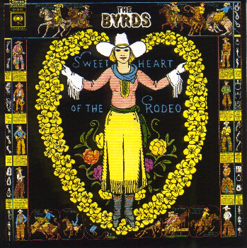 The Byrds Sweetheart