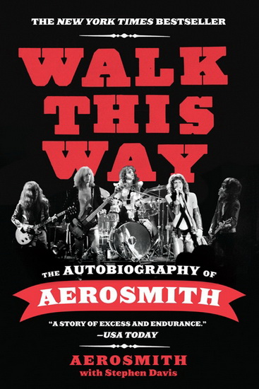 Aerosmith - walk this way bio