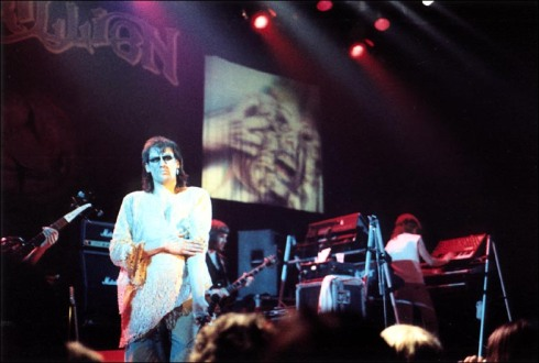 Marillion - Live - Bournemouth - 27.03.1983