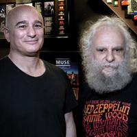 Peter Mensch e Cliff Burnstein proprietari della Q PRIME