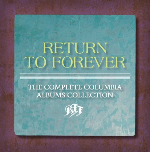 return to forever complete columbia album collection