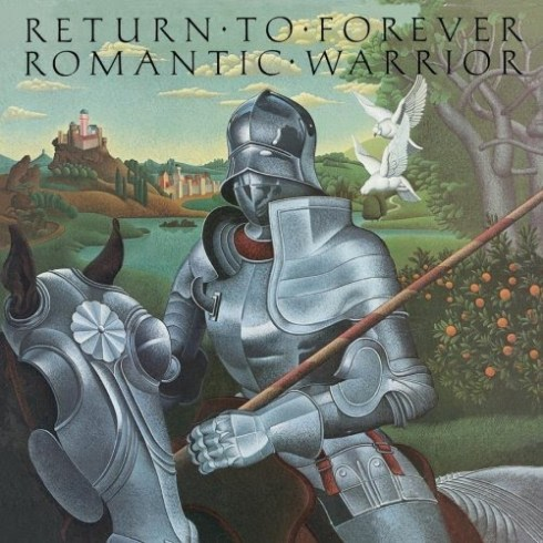 Return to forever the complete Columbia Albums Collection ROMANTIC WARRIOR