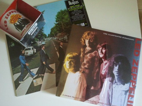 ABBEY ROAD in vinile e altri articoletti interessanti - foto di TT