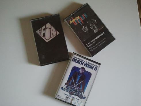 Vecchie cassette - foto di TT