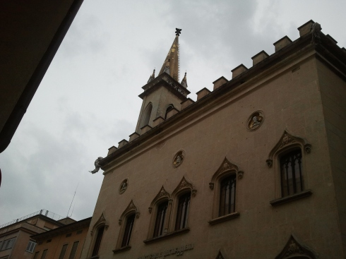 Il palazzo dei draghi a Regium - foto di TT