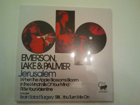 ELP - 1973 single