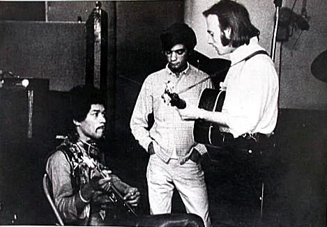 Stephen-Stills & Jimi Hendrix