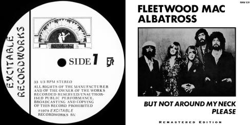 Fleetwood Mac - Albatross - front booklet
