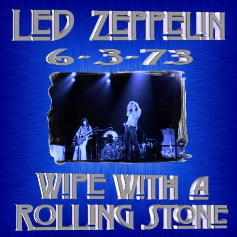 LZ Wipe witha rolling stone